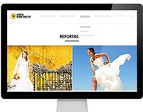 FotoContacto - Website