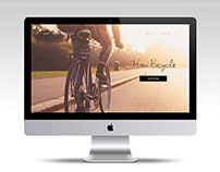 Roni Bicycle Website