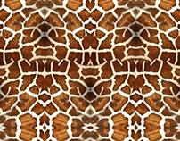 Girafa-Print