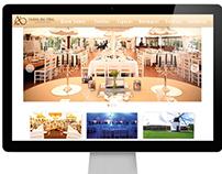 Quinta das Tílias - Website