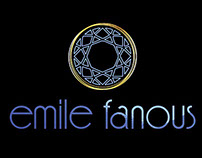 """Emile Fnous"" Corporate Identity"