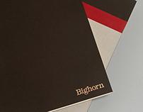 Branding: Bighorn Lodge