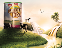 Golden Mix AD