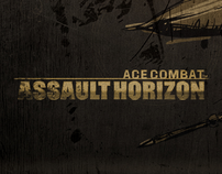 Ace Combate Assault Horizon Merchandise