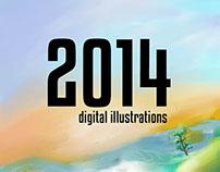 2014 Random Illustrations