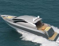 yacht coupè Velia 70