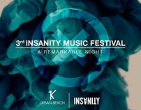 3rd INSANITY Music Festival