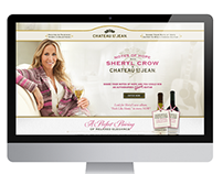 Chateau St Jean - Sheryl Crow Microsite
