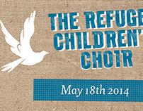 Refugee Children's Choir Fundraiser