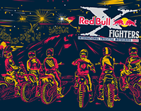 Red Bull X-Fighters 2015 Poster Proposals