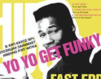 Design, layout, art Hip-House 1990