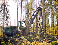 Forestry 2020 - User Interface for Professional Users