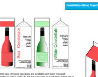 Tetra Pak Wine Packaging Concept