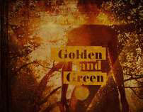 Mixtapecover - Golden and Green