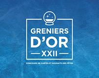 Greniers d'or XXII