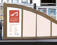 State Street Laser Harp