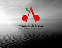 vdb - personal brand identity