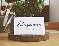 Logo Elegance Hotellerie