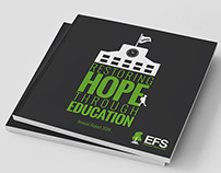 EFS (Education fund for Sindh) Annual Report