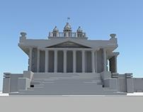 Templo 3D