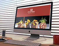El Comedor ICC - Blog Redesign