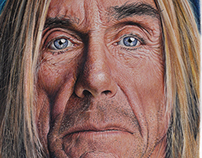 Iggy Pop - Color Pencils