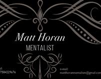 Matt Horan - Mentalist