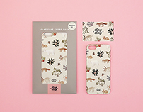 Wild Animals iPhone Case