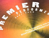 Premier Performers Brochure