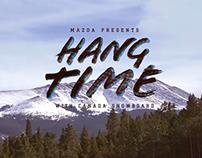 Mazda's Hang Time