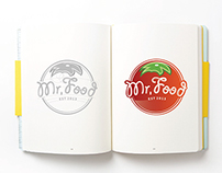Mr.Food - New Logo Release