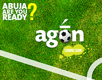 Agon - Five Aside Football Tournament