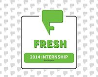 Fresh Internship Book