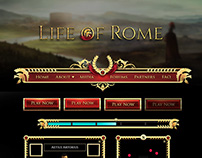 Life of Rome User Interface Design