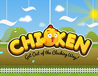 Chicken iPhone Game
