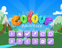 Colour Adventure User Interface Design