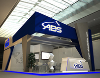 ABS satellite Booth