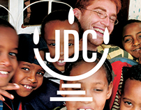 American Jewish Joint Distribution Committee Branding