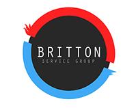 Britton Logo Design