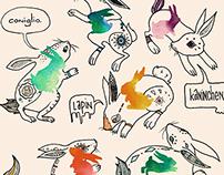 Worldly Rabbits