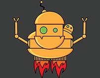 Derpy Robot