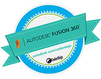 Autodesk Web Badges