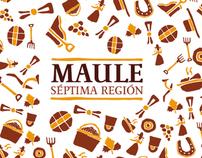 Región del Maule - Identidad
