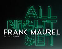 Frank Maurel All Night Set @ Pé n'Areia