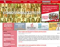 CRF/MG Website
