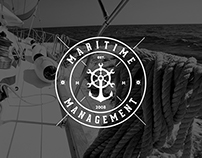 Logo development for Maritime Management