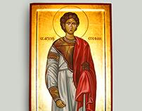 Ikona Sv. Arhidjakon Stefan