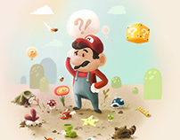 Too Super Mario