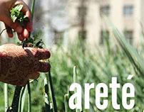 Arete Magazine Design