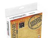 Farberware Barbecue packaging Design.
